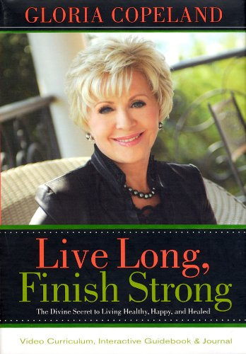Live Long, Finish Strong Curriculum Kit (Long Finish)