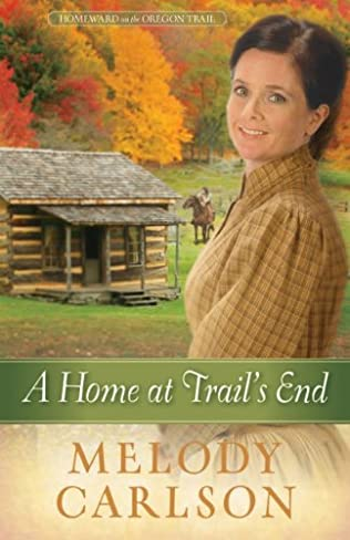 book cover of A Home at Trail\'s End