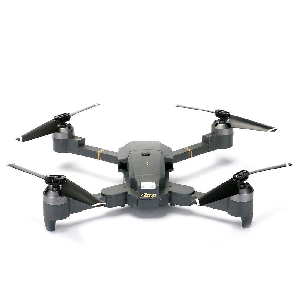 sorteos de estadio ZNHL UAV Quadcopter 720p HD Antena Plegable Plegable Plegable Control Remoto avión Gravedad detección AR Modo de Juego Gran Angular WiFi transmisión en Tiempo Real  lo último