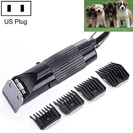 Máquina de afeitar eléctrica Peluquería CCI GTS-888 for mascotas pelo de perro podadoras eléctricas del animal doméstico, enchufe de EE.UU. nuevo en 2020