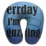 Everyday Im Guzzling Super Comfortable U Type Pillow Neck Pillow Relex Pillow Travel Pillow With Resilient Material