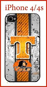 University of Tennessee NCAA Tennessee Volunteers Case for iPhone 4 4s Case Hard Silicone Case
