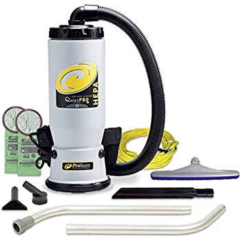 Amazon.com - Powr-Flite: 10 qt. Back Pack Vacuum Powr-Pro