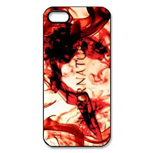 Creative Supernatural Poster case cover For Iphone 5,5s