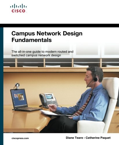Campus Network Design Fundamentals by Brand: Cisco Press