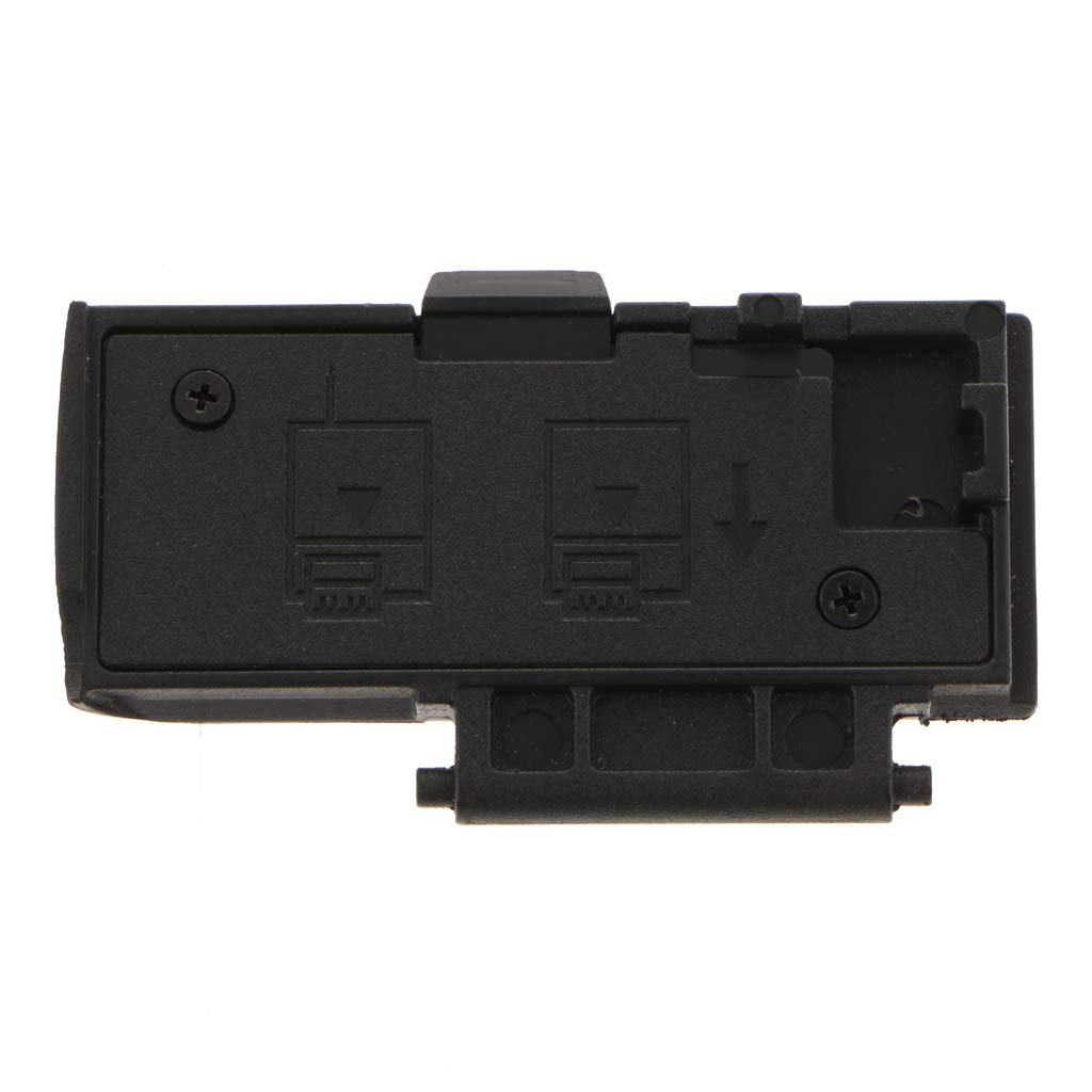 Baoblaze Tapa de Bater/ía para C/ámaras Canon EOS 700D 650D Pieza de Repuesto