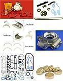 85-95 Toyota 4Runner Pickup 2.4L 8V SOHC 22RE/22REC Master Rebuild Engine Kit (Fel Pro Reference: HS 8807PT-2 CS 8807-1)