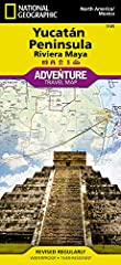 • Waterproof • Tear-Resistant • Travel Map       Home to historic Maya civilization as well as to many of Mexico's most beautiful beaches, the Yucatan Peninsula is a popular tourist destination. National Geographic's Yucatan Peninsula ...