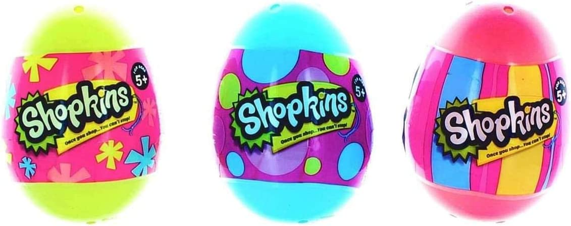 Shopkins Series- 4, Surprise Egg (1 Egg)