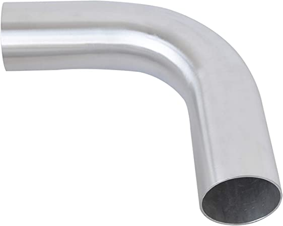 """Aluminium Alloy Intake Induction Pipe Joiner 102mm 4/"""" Inch 300mm 12/"""" Long"""