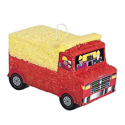 Dump Truck Construction Pinata -