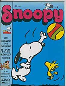 Snoopy revista numero 5: Charles M.Schulz: Amazon.com: Books