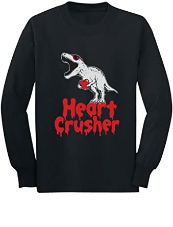 Amazon Com Tstars Heart Crusher T Rex Love Valentine S Day Gift