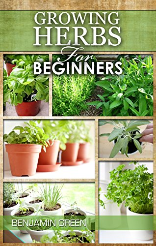 GROWING HERBS: How to Grow Low cost Indoor and Outdoor Herbs in containers, for Profit or for health benefits at home, Simple Basic Recipes ( How to grow herbs, growing herbs for beginners ) by [Green, Benjamin]