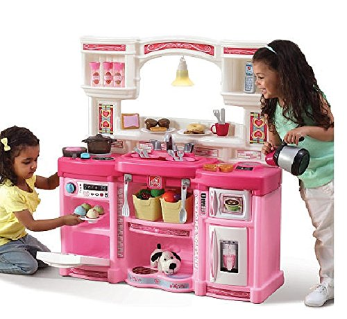 Amazon.com: Rise and Shine Kitchen - Pink: Toys