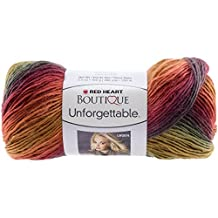 Coats: Yarn Red Heart Boutique Unforgettable Yarn, Polo