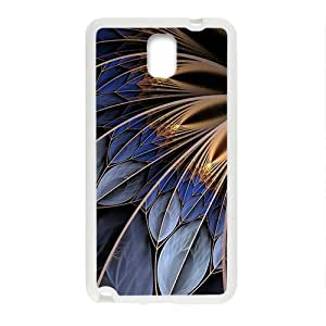 Artistic feather fan fashion phone case for samsung galaxy note3 BY RANDLE FRICK by heywan
