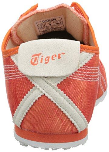 Onitsuka Tiger Mexico 66Zapatos de la mujer orange-White