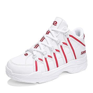 YAN Zapatos Unisex Zapatos de Baloncesto de otoño Zapatos de ...