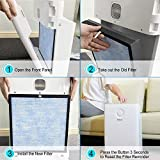Aiibot Air Purifier for Room and Home,4-in-1 True