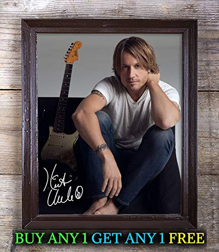 Keith Urban Ripcord Autographed Signed 8x10 Photo Reprint #15 Special Unique Gifts Ideas Him Her Best Friends Birthday Christmas Xmas Valentines Anniversary Fathers Mothers Day (Pictures Of Keith Urban)