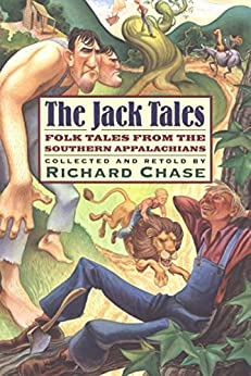 The Jack Tales by [Chase, Richard]