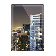 High Quality Shock Absorbing Case For Ipad Air-new York City Man Made City