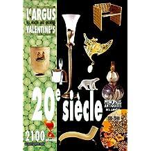 20e siecle antiquités annees 1880-2000 argus valentines