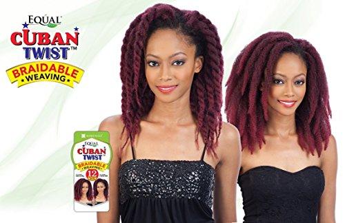 Shake N Go Equal Cuban Twist Braidable product image