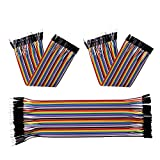 Elegoo EL-CP-004 120pcs Multicolored Dupont Wire