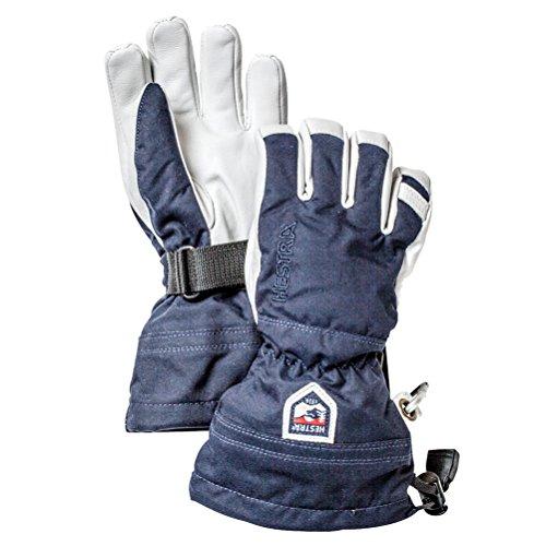 Hestra Gloves 30560 Jr. Heli Ski, Navy - 7 by Hestra