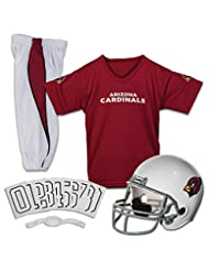 Franklin Sports NFL Arizona Cardinals Deluxe Youth Uniform Se...