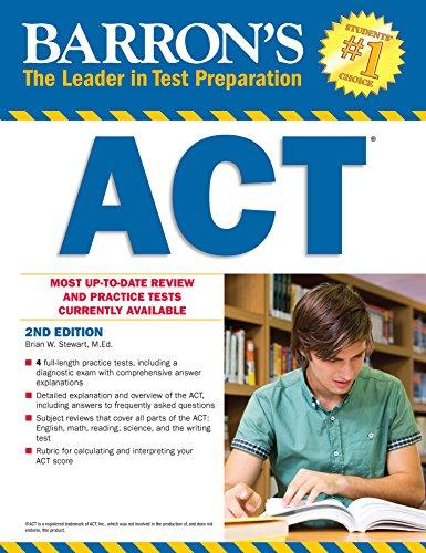 The Official ACT Prep Guide, 2016 - 2017 - Text Book Nova Cheap