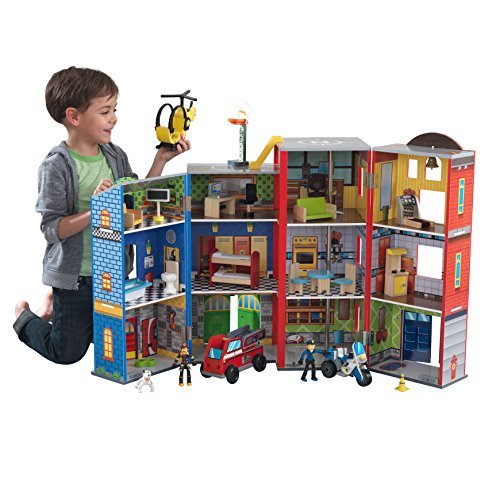 Best kidcraft everyday heroes play set