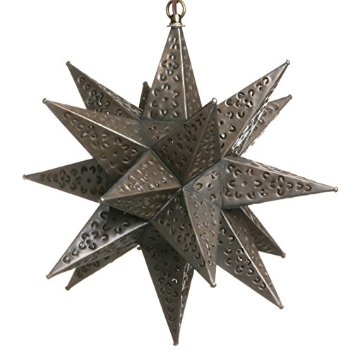 Mexican Star Light Pendant