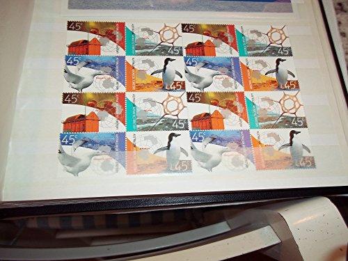 australian stamp sheets