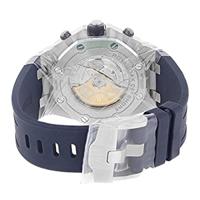 Audemars Piguet Royal Oak Offshore Blue Dial Chronograph Mens Watch 26470STOOA027CA01 by Audemars Piguet
