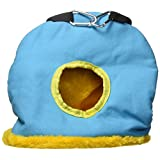 Prevue Hendryx Pet Products BPV1169 Large Snuggle Sack Bird Nest with 3-1/2-Inch Opening, Colors Vary