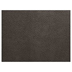 Softline Leather Look Futon Cover, Proudly Made in USA - Available in - Black, Charcoal, Chocolate, Red, Taupe (Full, Queen, Twin and other Sizes)