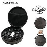 Rucan Carrying Case for For DJI Tello Drone, Waterproof Portable Bag Body/Battery Handbag (A) (A)