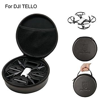 Rucan Carrying Case for For DJI Tello Drone, Waterproof Portable Bag Body/Battery Handbag