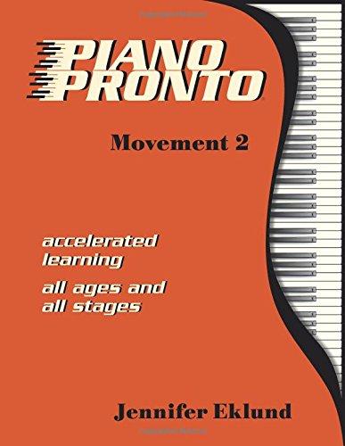Piano Pronto®: Movement 2 (2 Movement)