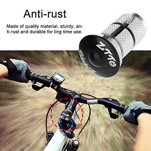 Mountain Bike Front Fork Headset Top Cap Bicycle Expansion Bolt Screw Stem Cap ()