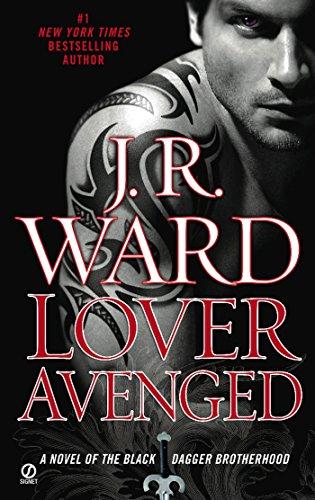 Lover Avenged Black Dagger Brotherhood ebook product image