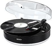 Jensen Jta-455 Bluetooth 3-Speed Stereo Turntable