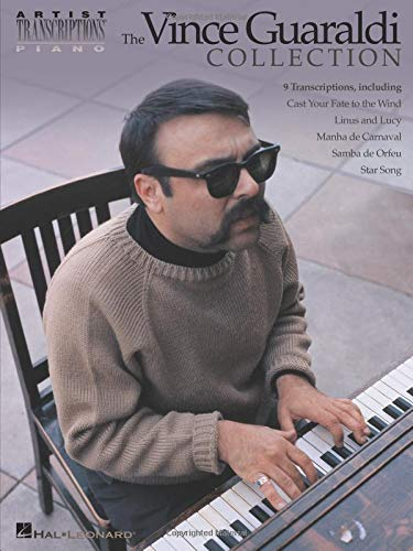 - The Vince Guaraldi Collection: Piano (Artist Transcriptions)
