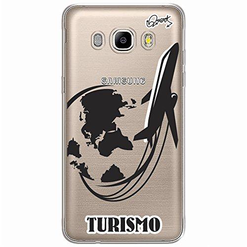 CASE CAPA CAPINHA Samsung Galaxy J7 2016 - TURISMO SÍMBOLO