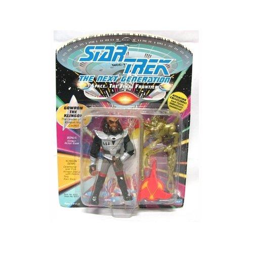Tng Playmates (Star Trek TNG Gowron The Klingon)