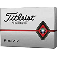 Titleist Pro V1X Custom Personalized Golf Balls