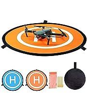 CYH Drone Landingsplatform, Universele Opvouwbare Drone Landingsplatform voor DJI Mavic 2 Pro/Zoom/Mavic Pro/Mavic Air 2/Spark /FIMI X8SE/Mavic Mini (55CM)